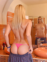 Blonde Seduction - From Wild Cowgirl Rides And Anus Stuffings free photos and videos on HandsonHardcore.com